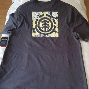 Element Graphic Organic Cotton Tee - XXL